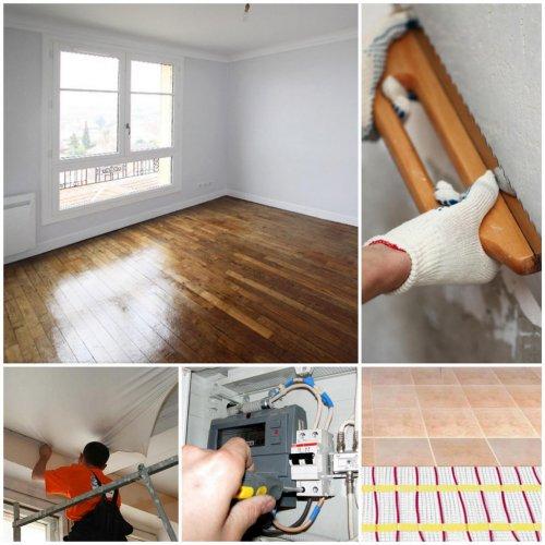 Порядок проведения ремонта в квартире