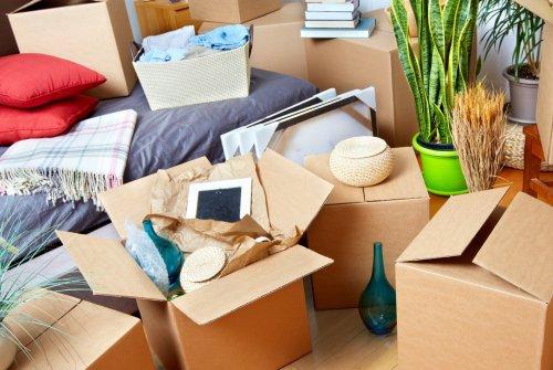 Хранение вещей при переезде: разбираем все способы
