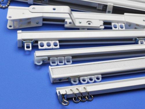 Алюминиевые профильные карнизы для штор и их плюсы
